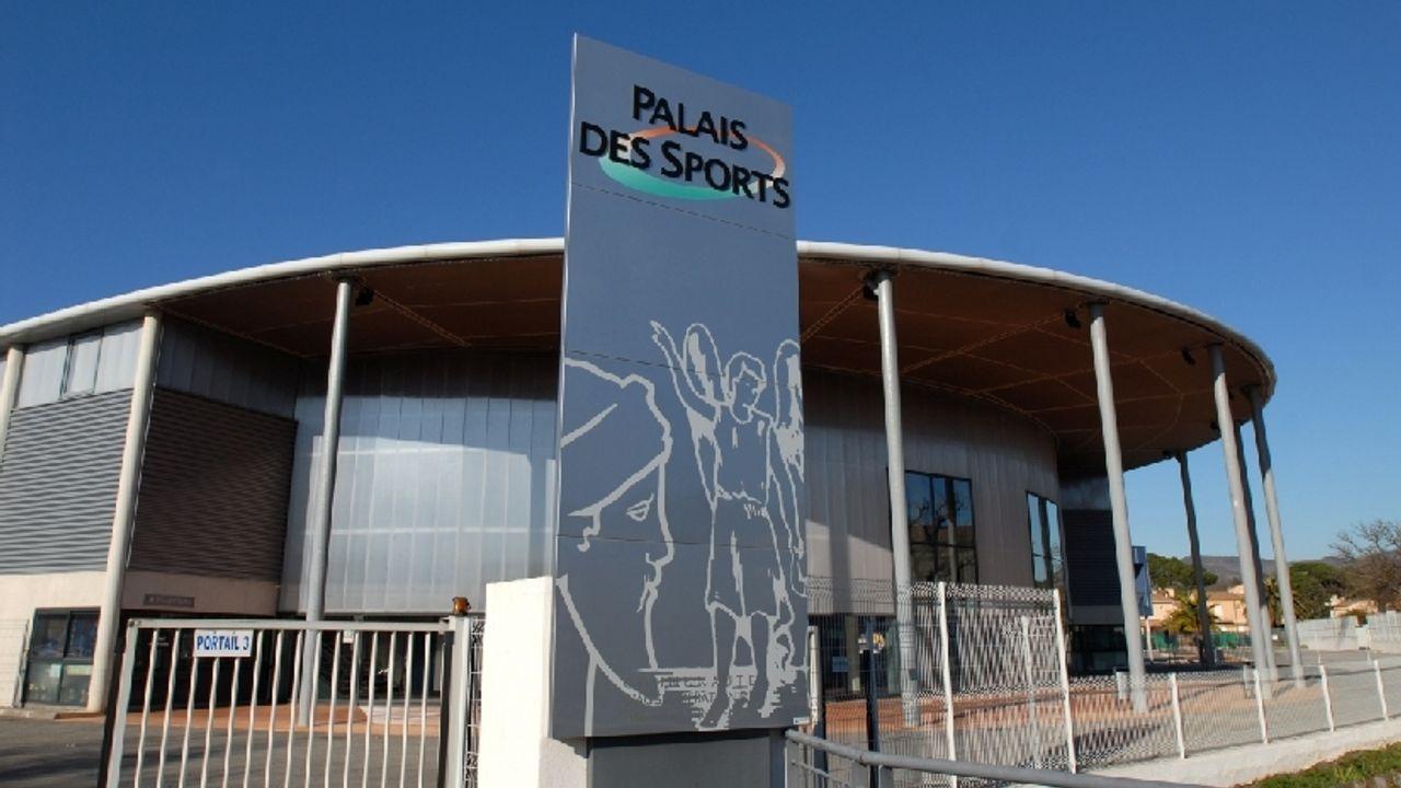Photo du projet Réalisation du Palais des Sports de Saint-Raphaël