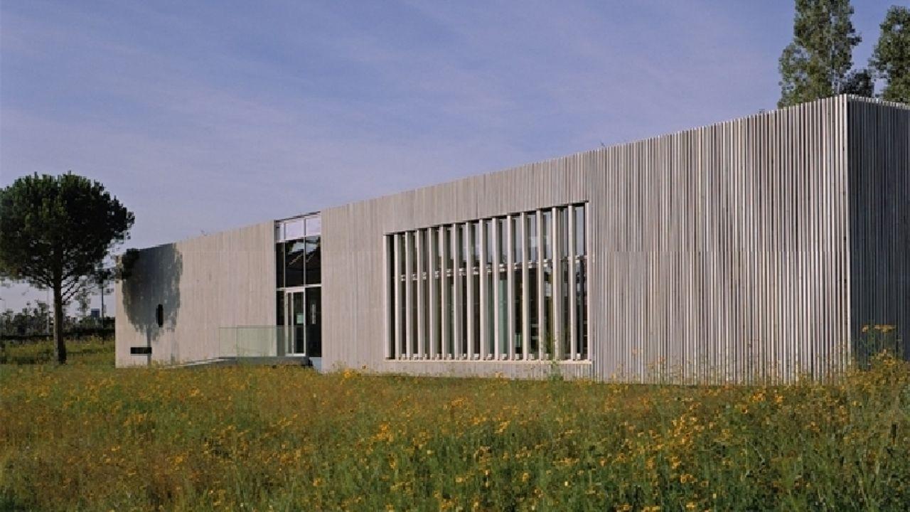 Photo du projet Réalisation d'une médiathèque et d'un espace d'exposition à la Farlède