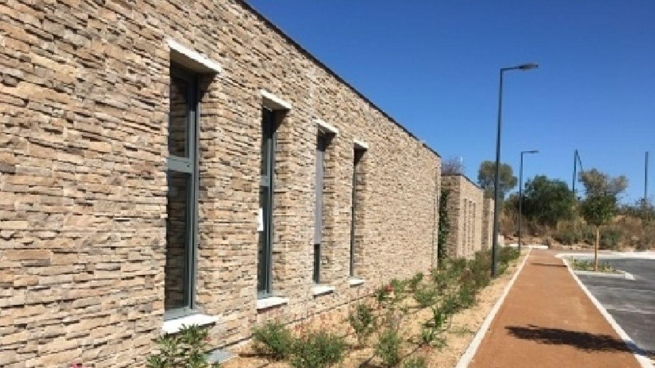 Photo du projet Réalisation d'un groupe scolaire sur le site de La Castellane (Ollioules)