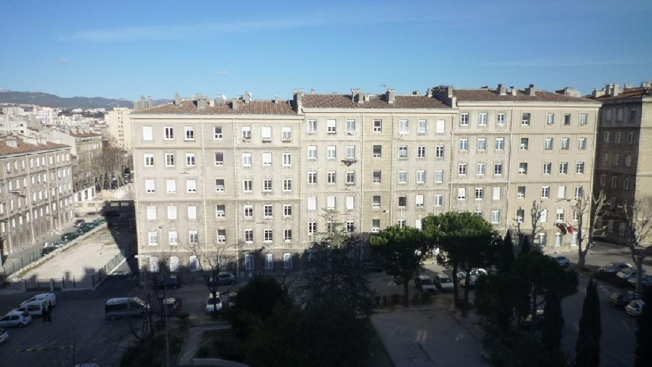 Photo du projet Logements - Réhabilitation des bâtiments J et E