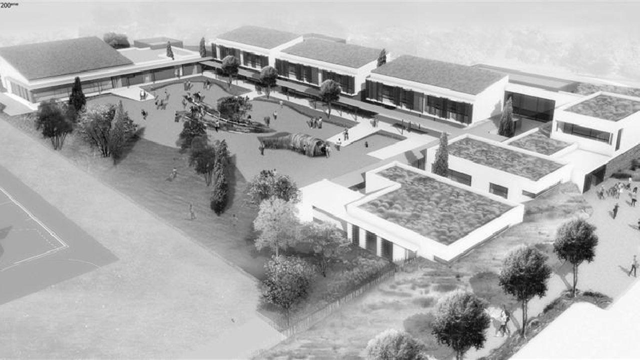Photo du projet Construction d'une école élémentaire de 10 classes avec demi-pension à Besse sur Issole