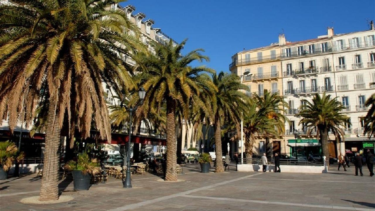 Photo du projet Réaménagement de la place Liberté et des rues Dumont Durville et Revel à Toulon