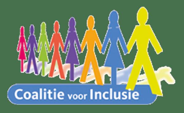 Logo van de Coalitie van Inclusie