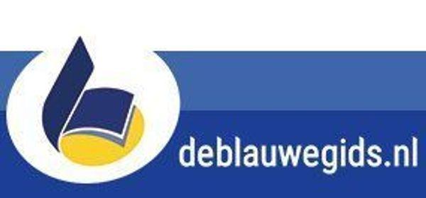 Logo De Blauwe Gids