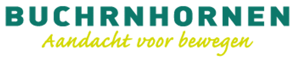 Logo Buchrnhornen - Lopen zonder zorgen