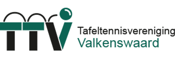 Logo Tafeltennis Vereniging Valkenswaard