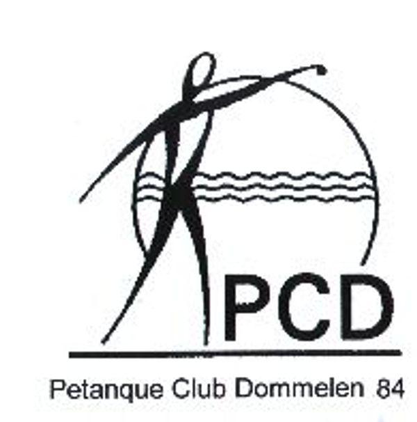 Logo Petanque Club Dommelen '84