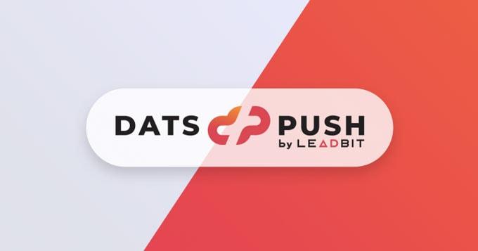 datspush leadbit push notification ad network