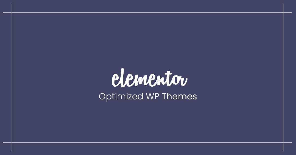 Elementor Ready Themes and Templates