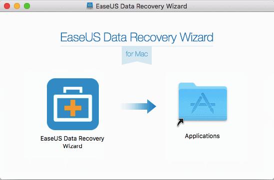 installer easus data recovery