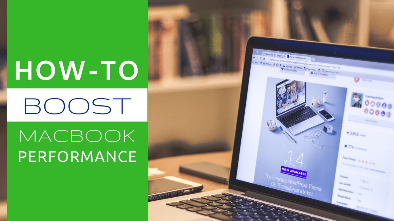 macbook performance booster