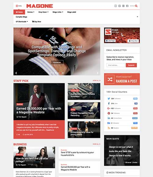 magone-blogger-template-preview