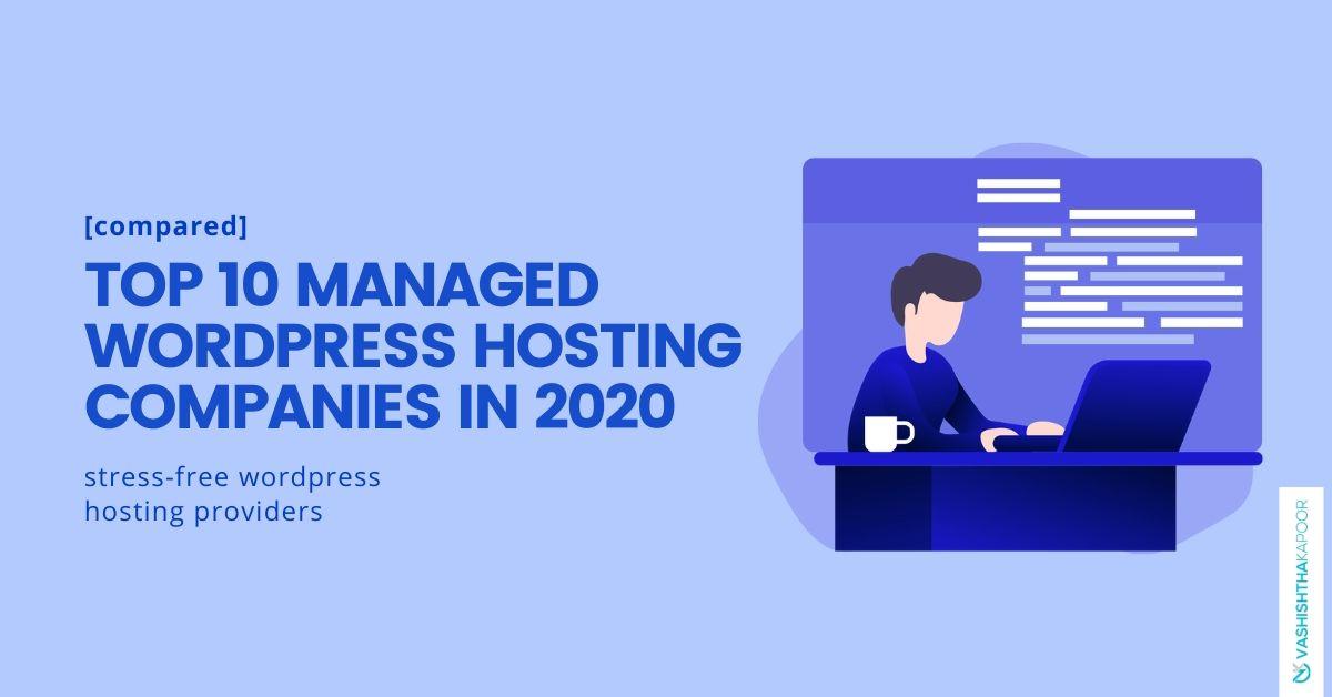 managed wordpress hosting companies