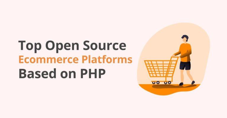 php based ecommerce platforms