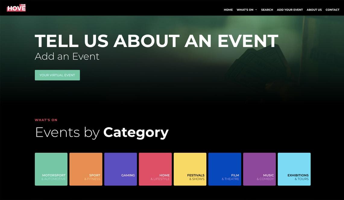 Toolset demo wordpress directory website