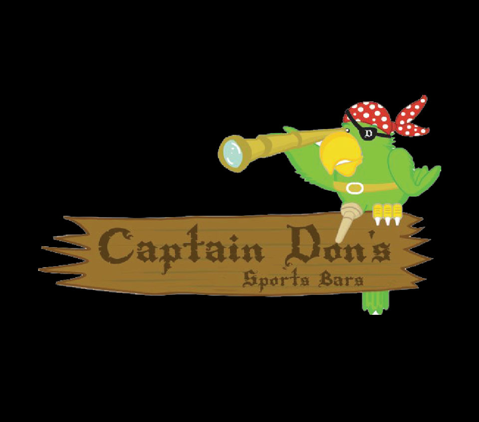 Logo for Captain Don's