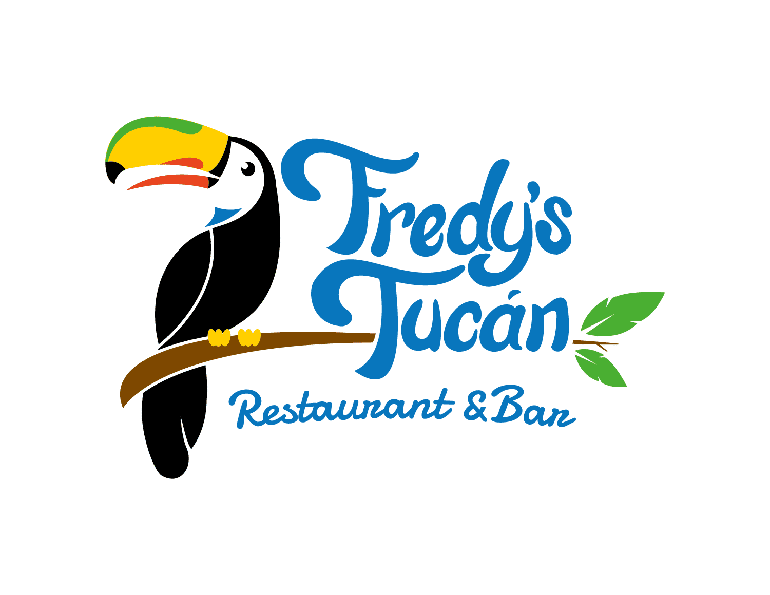 Logo for Fredy's Tucan