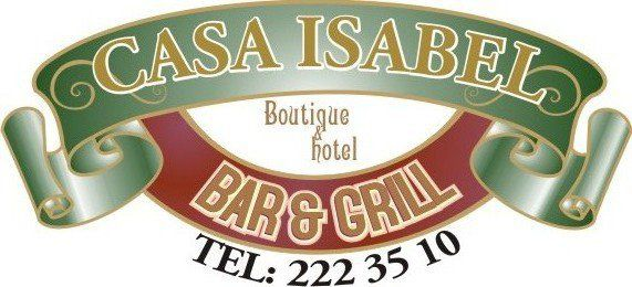 Logo for Casa Isabel