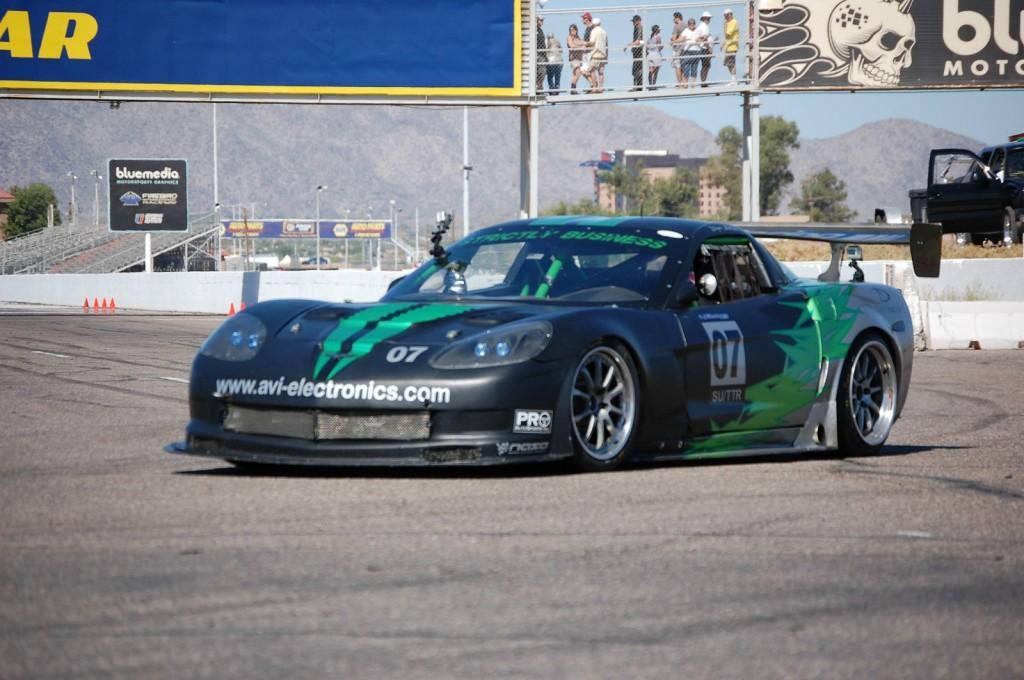 Corvette: World Challenge Road Race Corvette