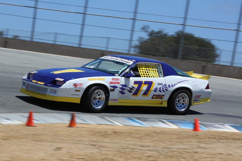 1987 Chevrolet Camaro – Championship Winning Race Car, Trailer & Spares