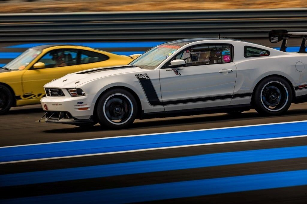 2012 Ford Mustang Racing Boss 302S