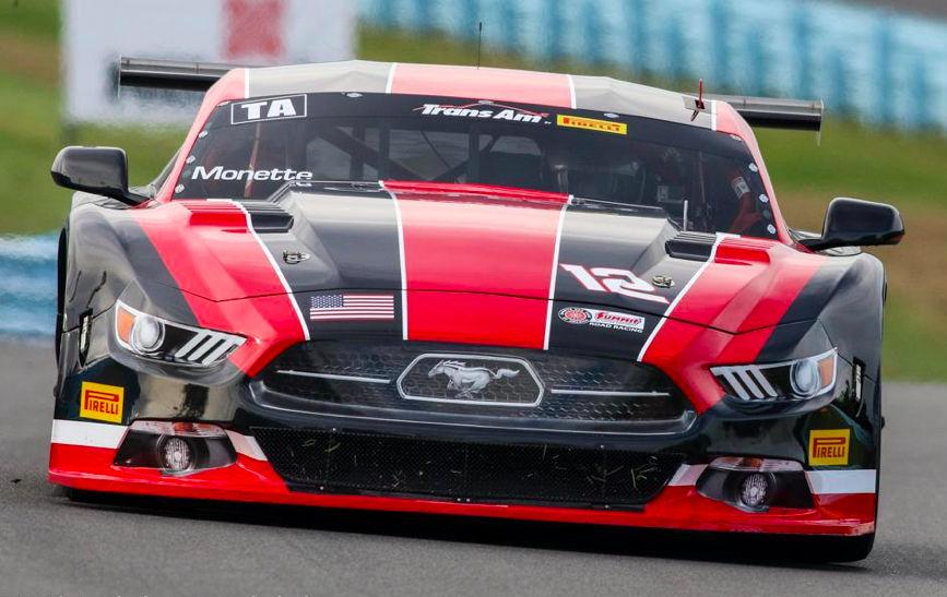 2017 Ford Mustang GT 1/TransAm TA Mustang Race Car