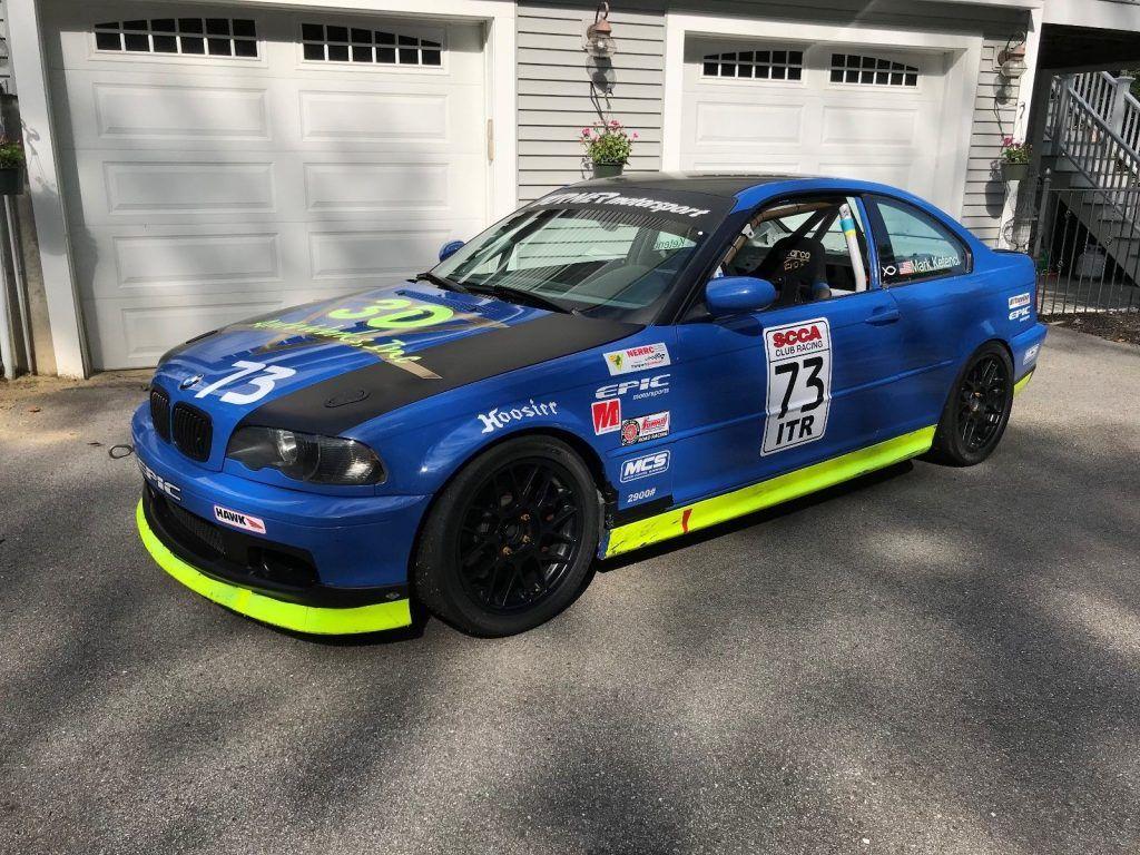 2000 BMW E46 Race car