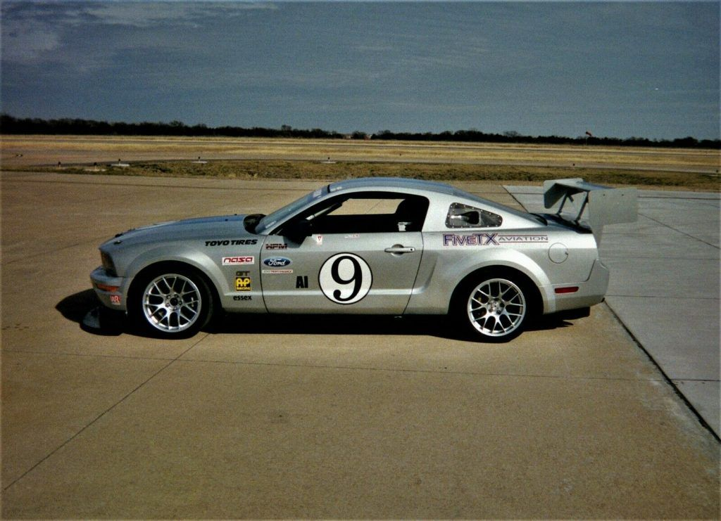 2005 Ford Mustang Road Race Car