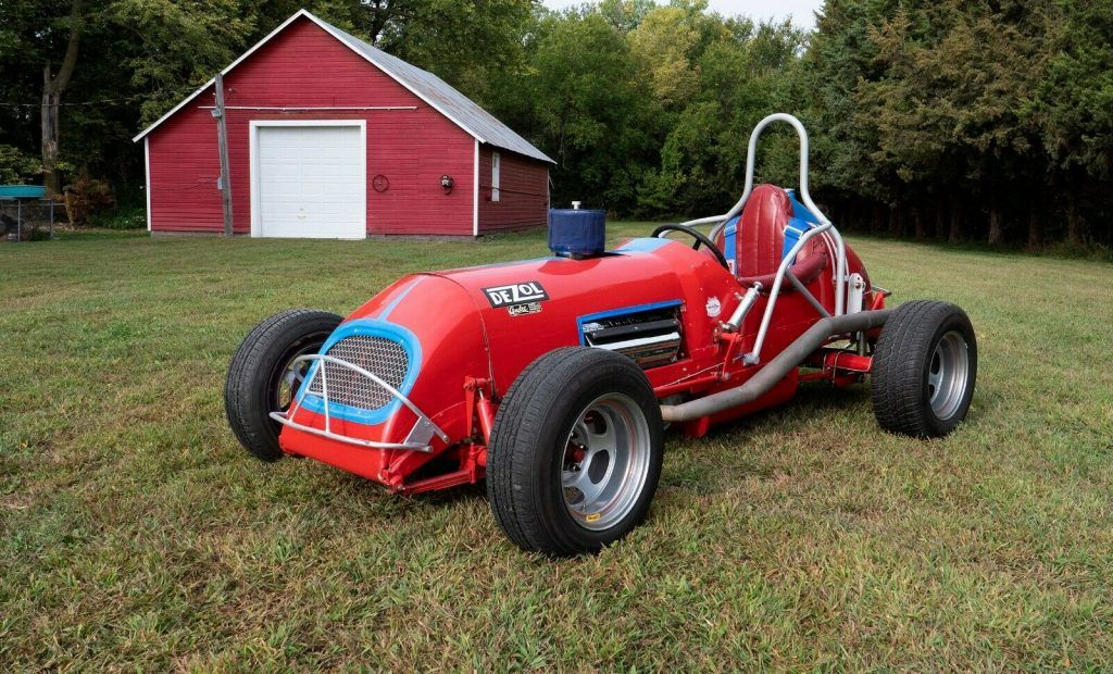 1952 Red Ram Sprint Race Car
