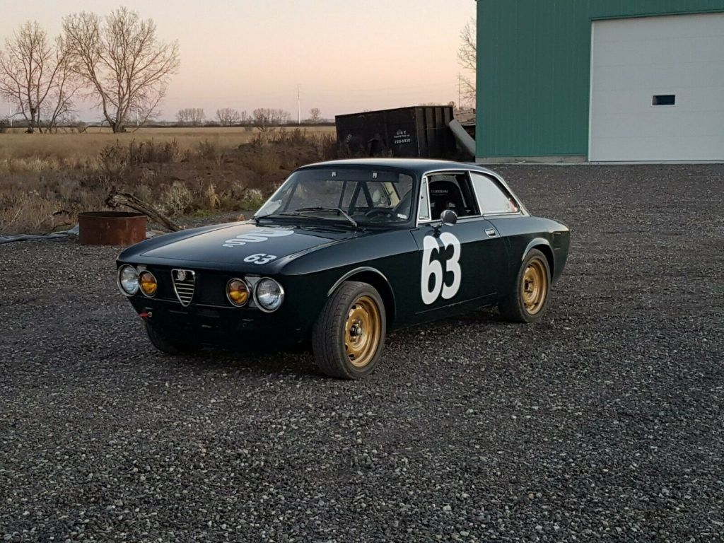 1971 Alfa Romeo GTV 1750 Track/Street car