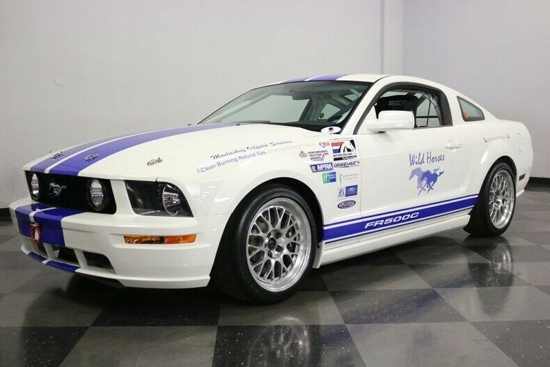 2008 Ford Mustang GT FR500C