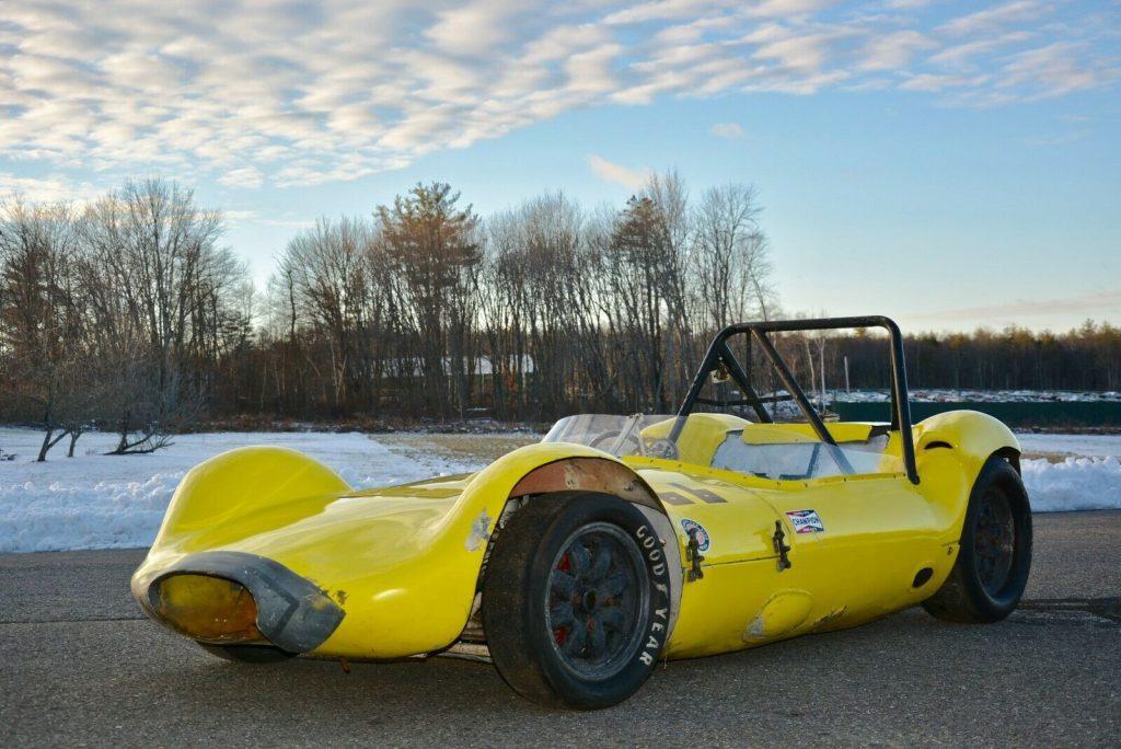 1963 Jabro MK III H-Modified SAAB Powered race car