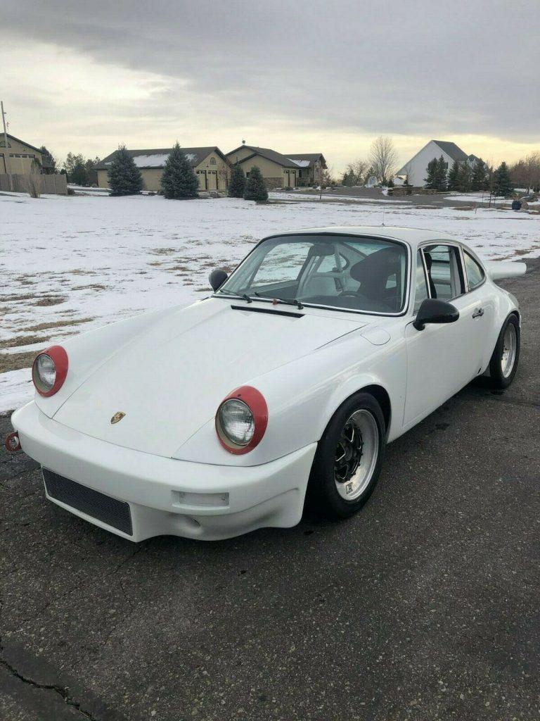 1978 Porsche 911 SC Race car