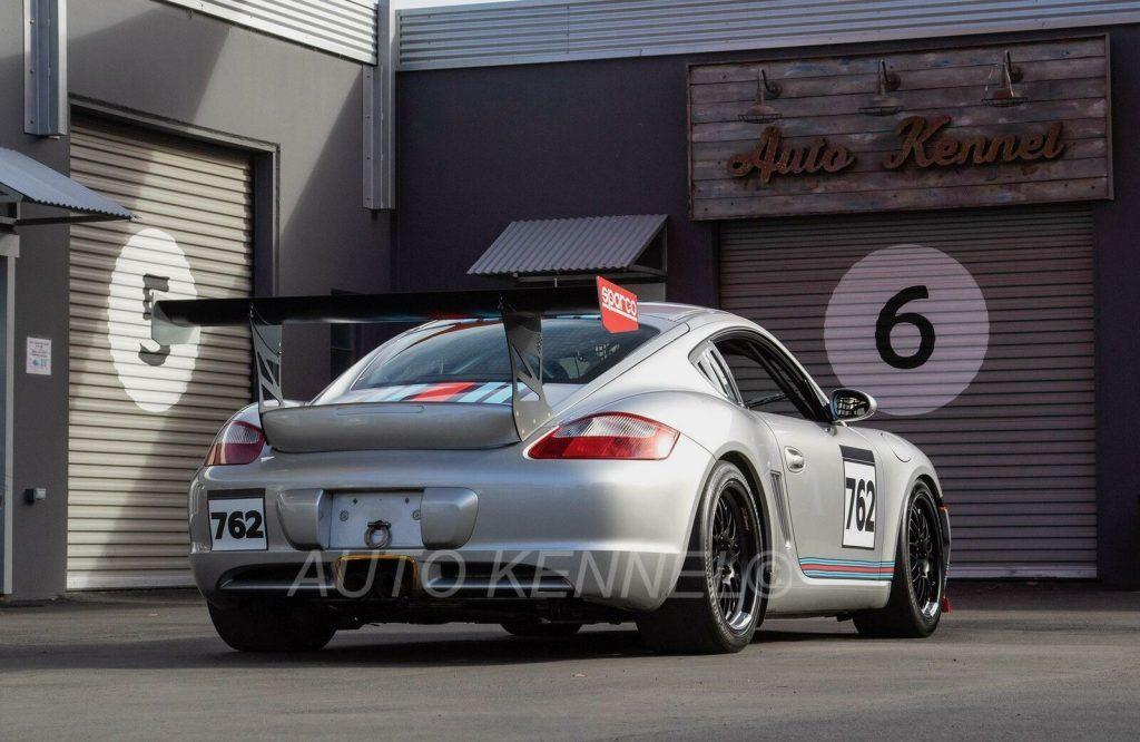 2007 Porsche Cayman S (987) Fresh 3.8L Vision Built GT3 Parts JRZ Suspension
