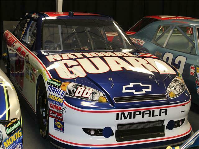 2010 Chevrolet Impala NASCAR