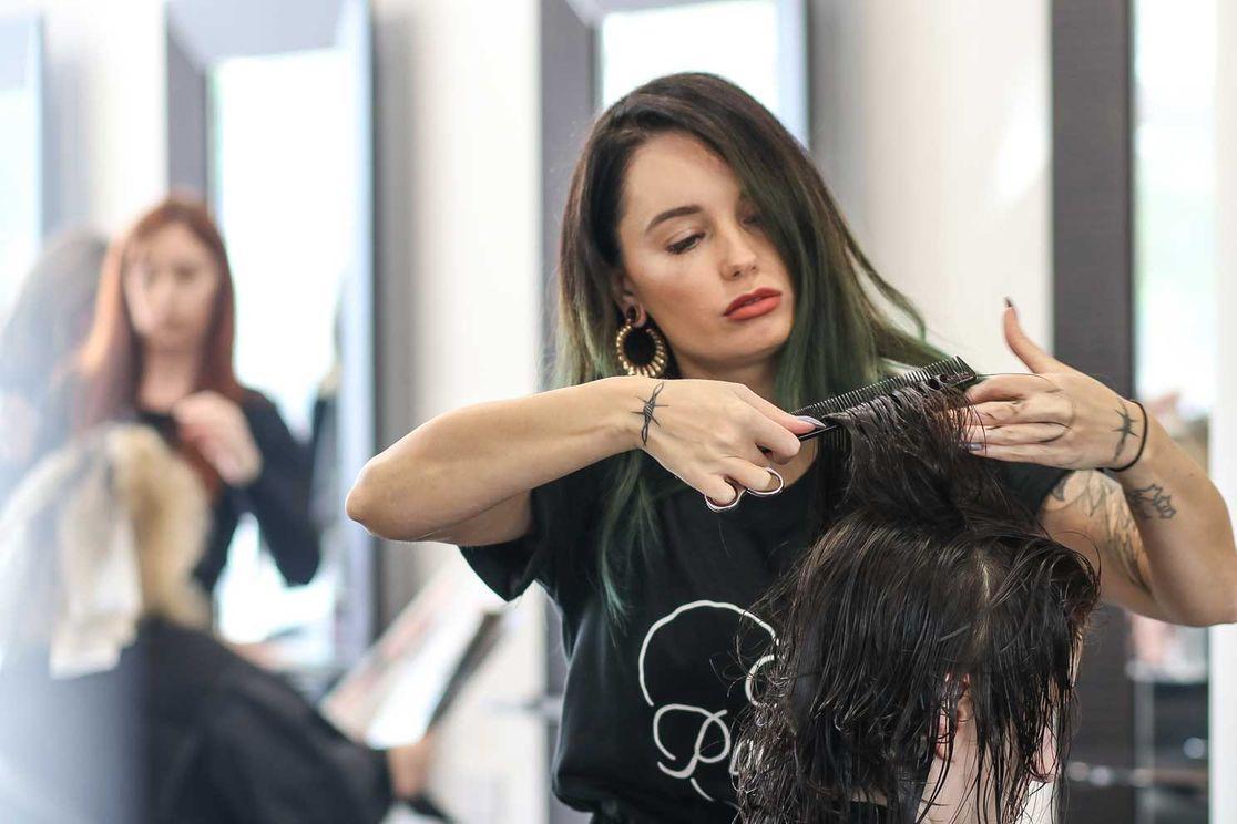 Hair Salon Social Media 1