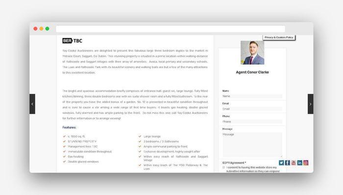 Real Estate Website Design (1 Amazing Project!)