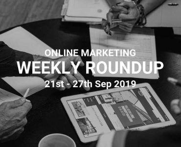 online marketing weekly roundup