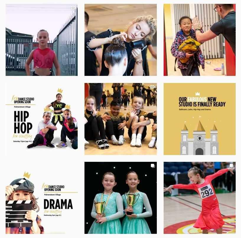 Strategia Marketingowa dla Wojtek Potaszkin Dance Academy
