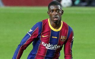 Dembélé: Bez zdravého životního stylu nemůžete hrát v Barceloně
