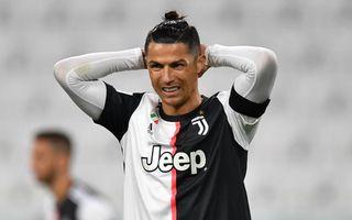 Ronaldo v Evropské lize, nebo úplně novém klubu? Jaké má Juventus šance na postup do Ligy mistrů, sázkovky už vypisují kurzy na Ronaldův přestup.