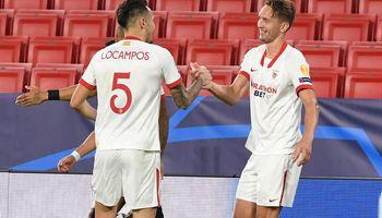 Rozjetá Sevilla přivítá Dortmund, který na domácí scéně strádá