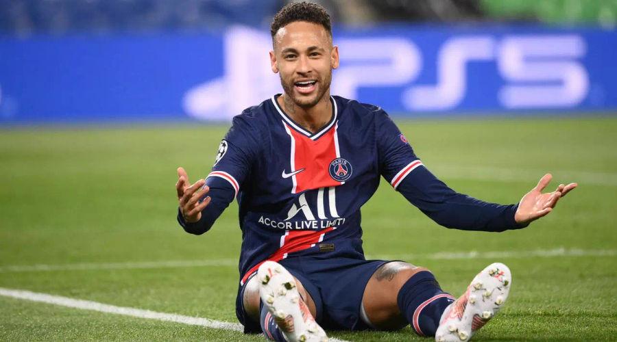 Na hřišti klidně zemřu, abychom porazili City, vyhlásil před odvetou semifinále Neymar