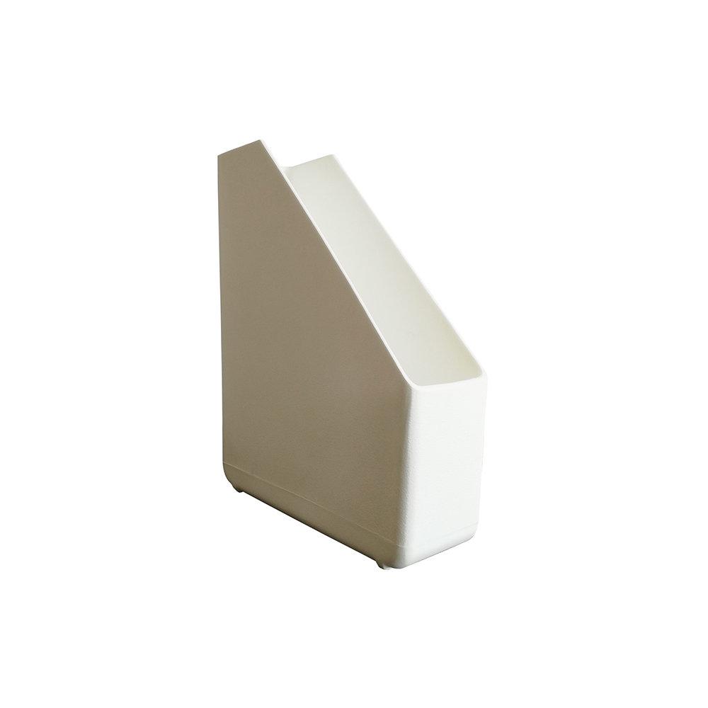 Porta riviste di design indoor outdoor box bianco for Riviste di design