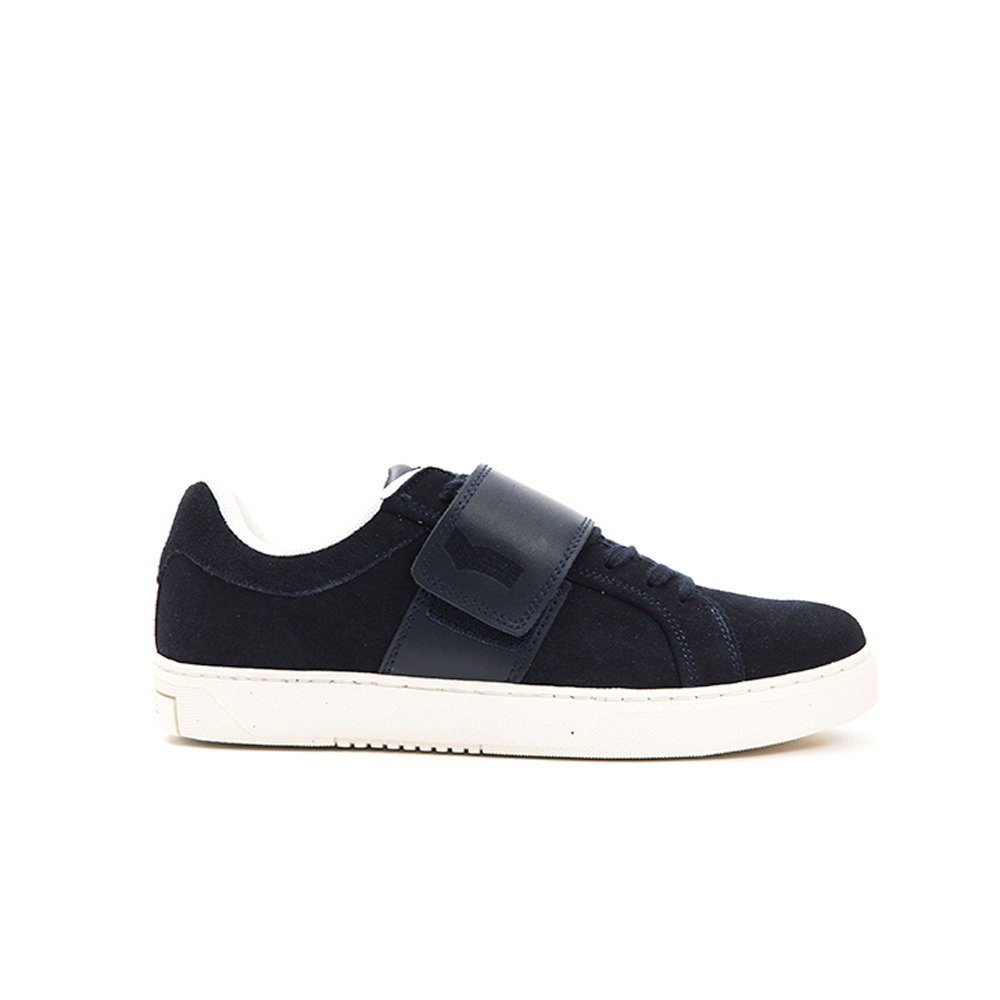 release date: bbe77 f9c5a Sneakers basse da uomo con fascia blu - GAS SCARPE - Acquista su Ventis.