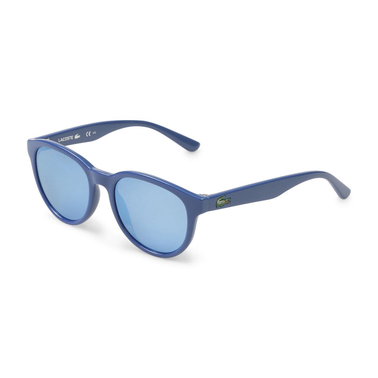design senza tempo a1ae8 678ab Occhiali da sole bambino, blu - Lacoste Occhiali - Acquista su Ventis.
