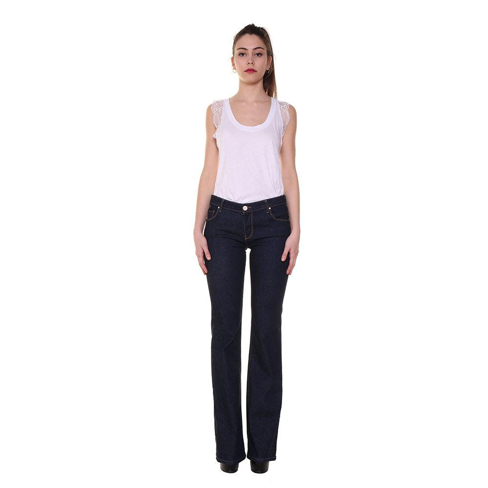Pinko Ventis Acquista Jeans su palazzo blu scuro znBWHtx 4be27371b93