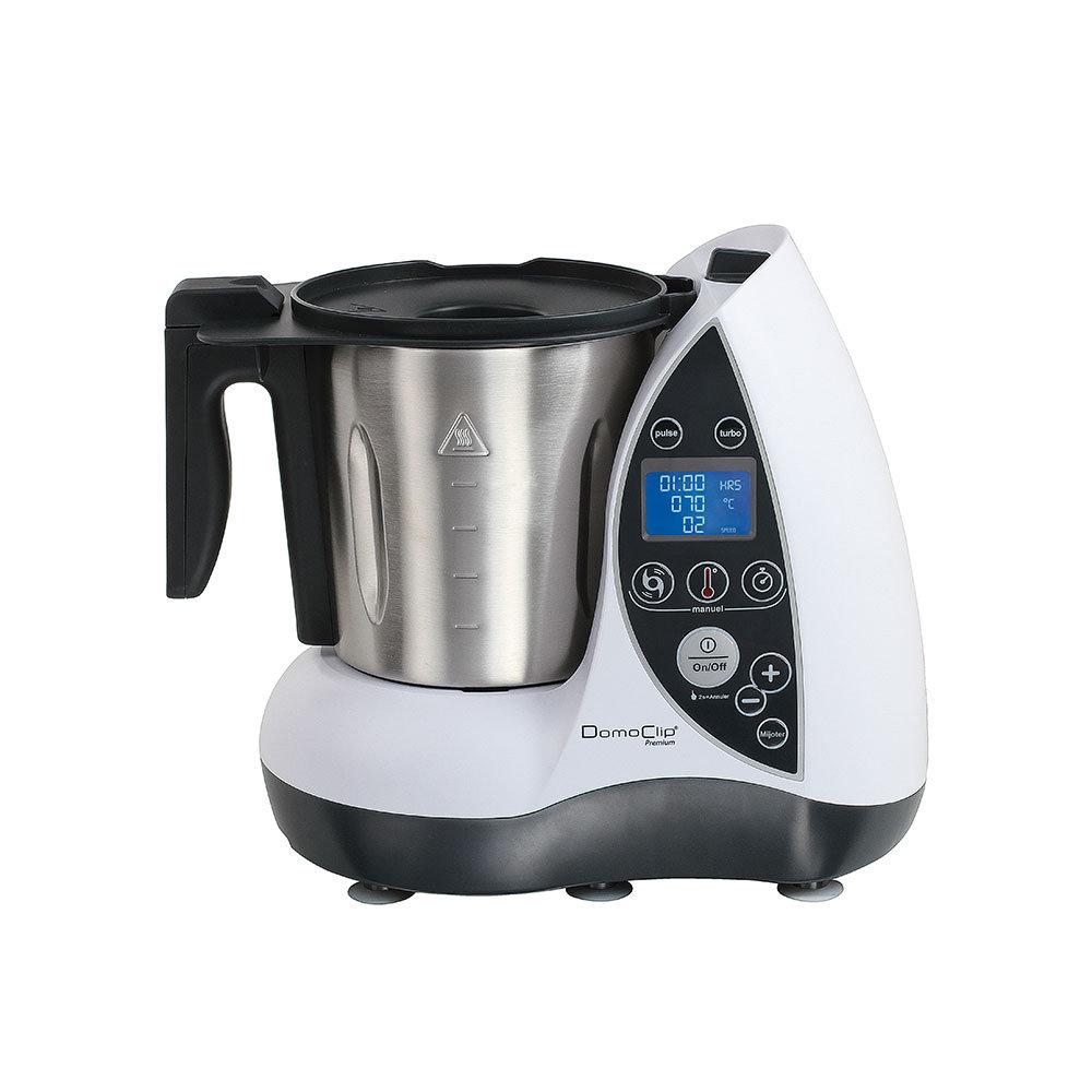 Robot da cucina per cucinare, rosso - Fresh Design Delta - Acquista ...