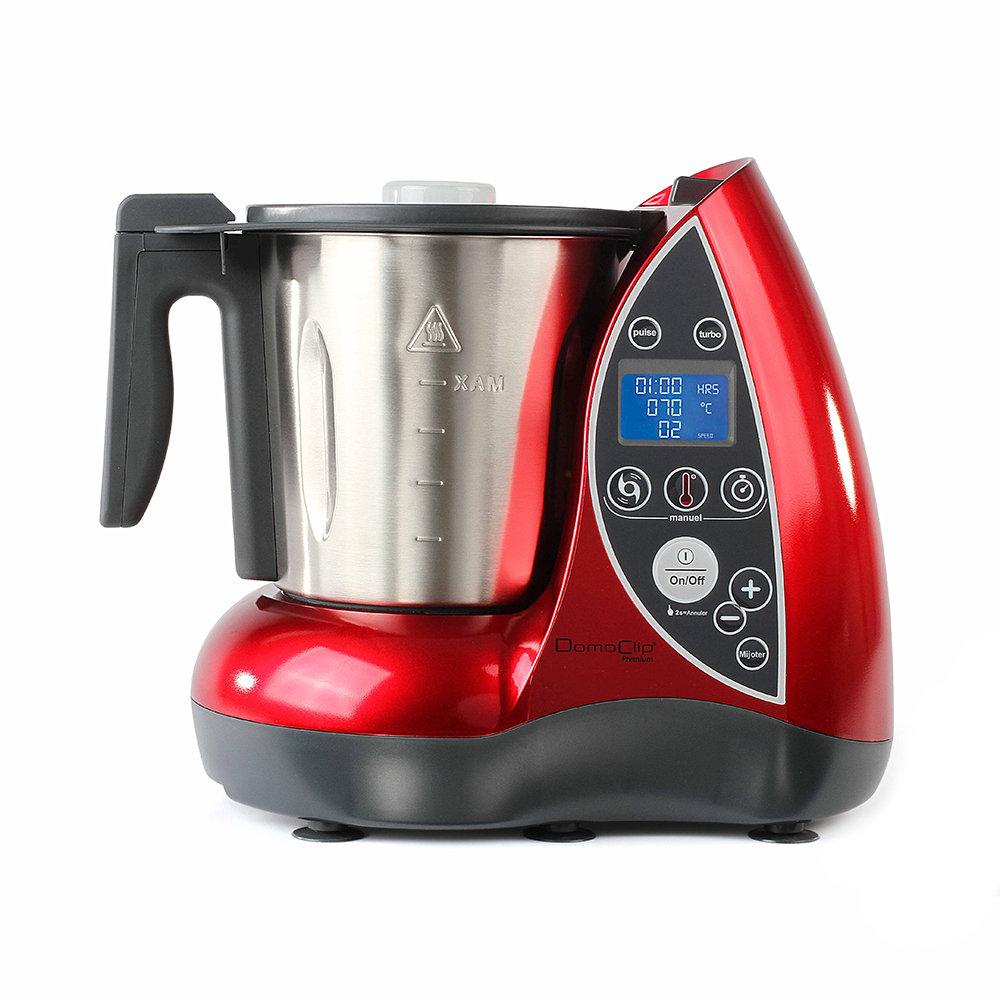 Robot da cucina per cucinare rosso fresh design delta acquista su ventis - Robot per cucinare e cuocere ...