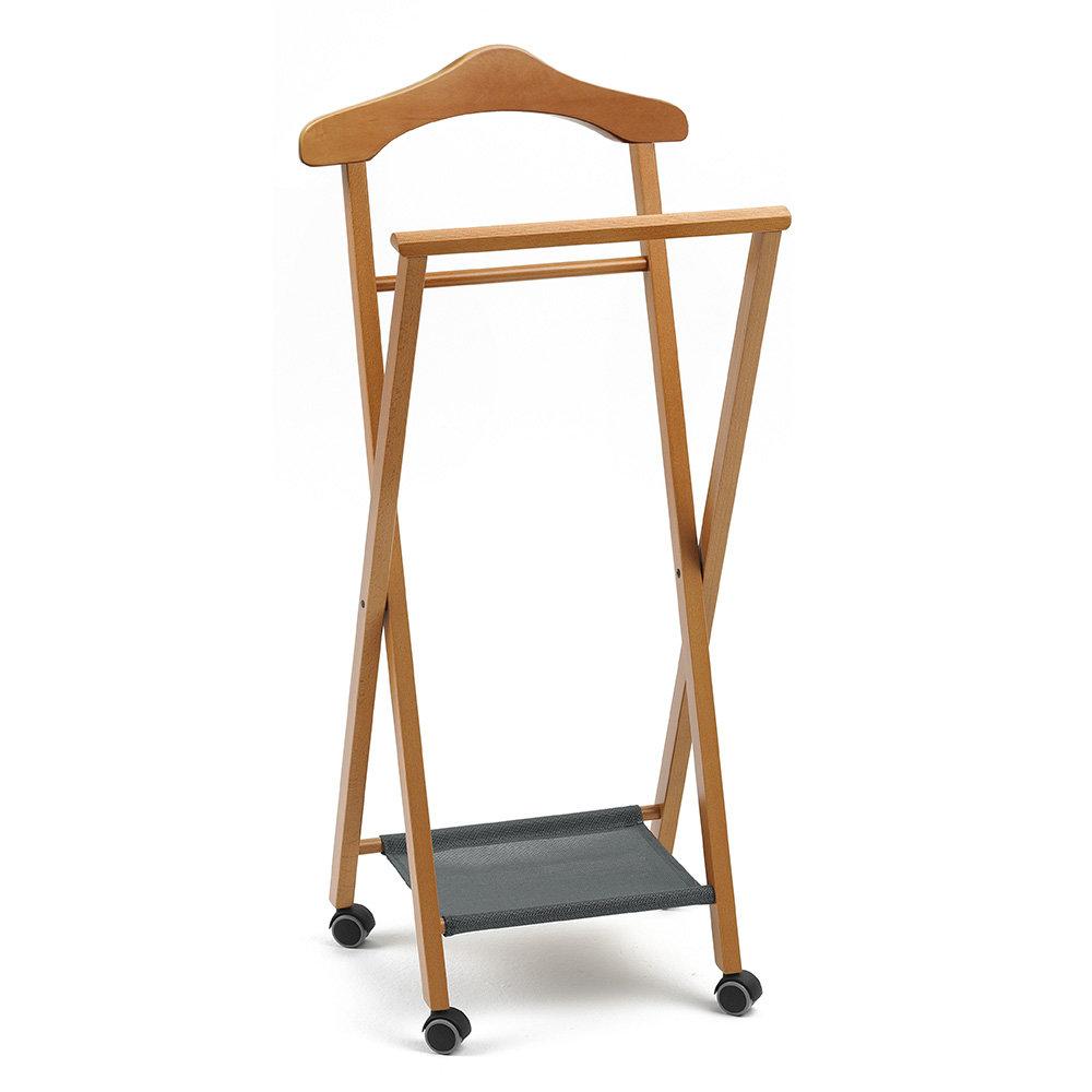 Indossatore per camera da letto nelson in legno ciliegio for Arredamenti italia